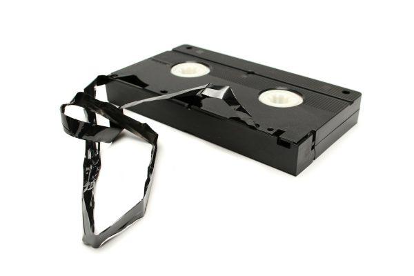 reparacion de cassette de video