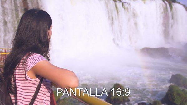 pantalla ancha 16:9